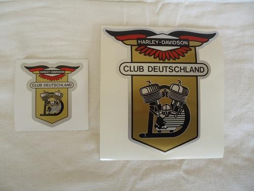 products harley davidson club deutschland e v. Black Bedroom Furniture Sets. Home Design Ideas